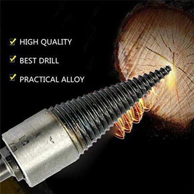 Hex Shank Firewood Drill Bit, Hex Shank Firewood Drill Bit