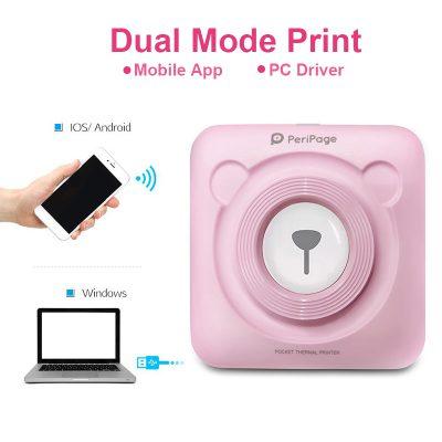 Portable Photo Printer, Portable Photo Printer