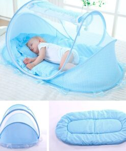 Foldable Net Crib