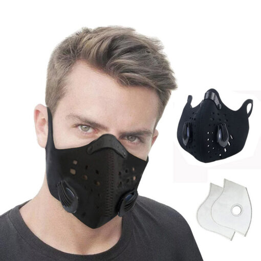 Dustproof Anti Pollution Face Mask, Dustproof Anti Pollution Face Mask