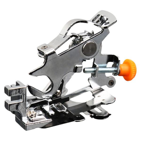 Household Sewing Machine Ruffler Presser Foot Low Shank Pleated Attachment Presser Foot Sewing Machine Accessories 1