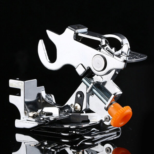 Household Sewing Machine Ruffler Presser Foot Low Shank Pleated Attachment Presser Foot Sewing Machine Accessories 3