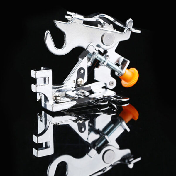 Household Sewing Machine Ruffler Presser Foot Low Shank Pleated Attachment Presser Foot Sewing Machine Accessories 4