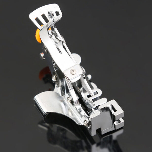 Household Sewing Machine Ruffler Presser Foot Low Shank Pleated Attachment Presser Foot Sewing Machine Accessories 5