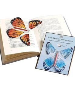 The Magic Butterfly, The Magic Butterfly