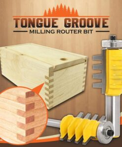 Tongue Groove Milling Router Bit, Tongue Groove Milling Router Bit