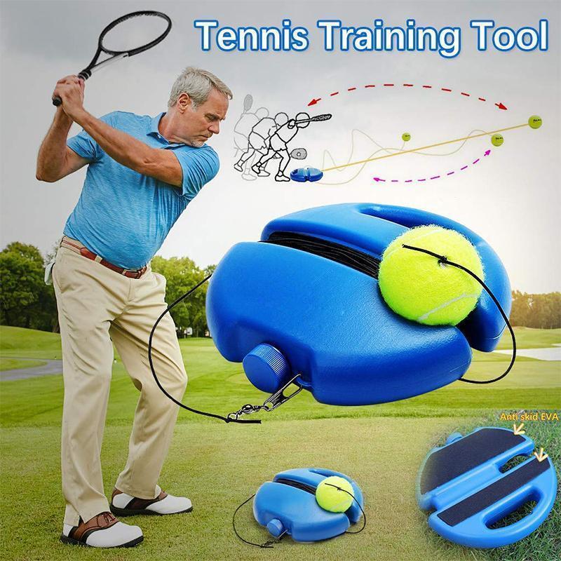 单人网球教练-不在商店出售