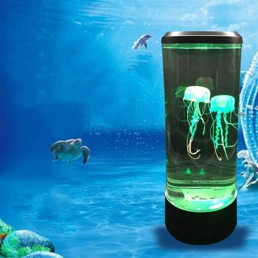 Hypnotic Jellyfish Aquarium, Hypnotic Jellyfish Aquarium