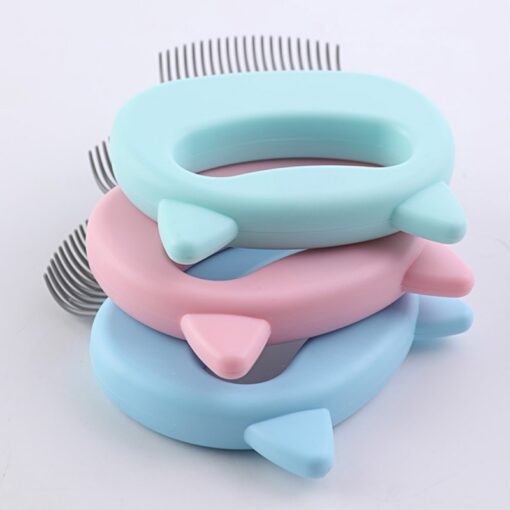 Hair Removal Massaging Shell Comb, Hair Removal Massaging Shell Comb