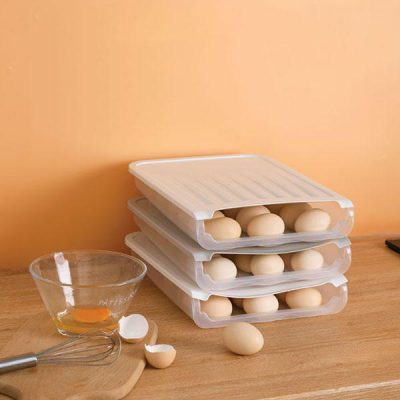 Auto Scrolling Egg Storage Holder, Auto Scrolling Egg Storage Holder