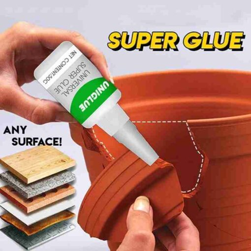Universal Super Glue, Universal Super Glue