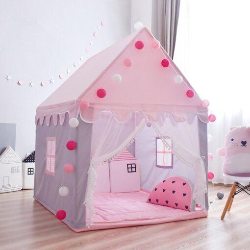Little Castle Tent, Little Castle Tent