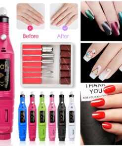Electric Nail Polisher
