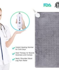 Washable Electric Heating Pad