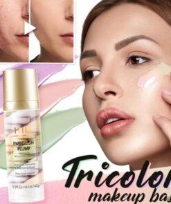 Tricolor Makeup Base