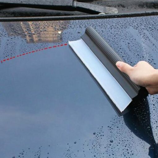 Cleaning Water Squeegee Blades, Cleaning Water Squeegee Blades