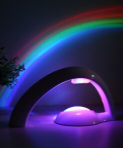 LED Rainbow Night Light