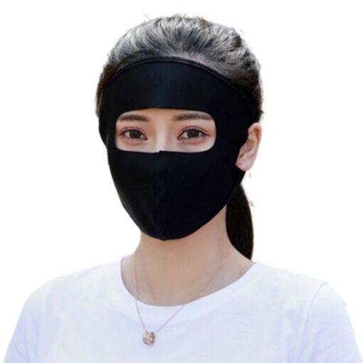 Ice Silk Full Face Mask, Ice Silk Full Face Mask