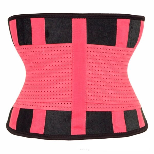 女士腰部训练器紧身塑身裤塑身腰带塑身腰带塑身塑身腰带氯丁橡胶 3