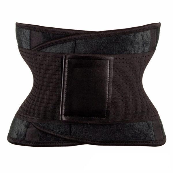 女士腰部训练器紧身塑身裤塑身腰带塑身腰带塑身塑身腰带氯丁橡胶 5