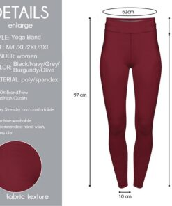 High-Waisted Shaper Leggings, High-Waisted Shaper Leggings
