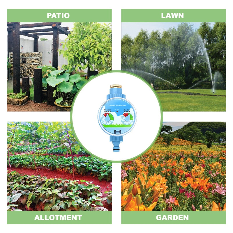Mist Cooling Automatic Irrigation System - Not sold in stores