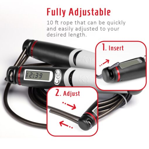 Jump Rope Digital Counter, Jump Rope Digital Counter