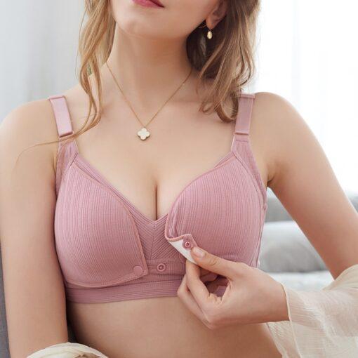 Suporta sa Breast-Feeding Suporta sa Brassiere, Breast-Feeding Supportive Brassiere
