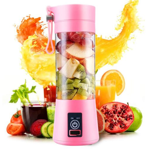 Ang Rectargeable Portable Electric Juice, Rechargeable Portable Electric Juice Blender