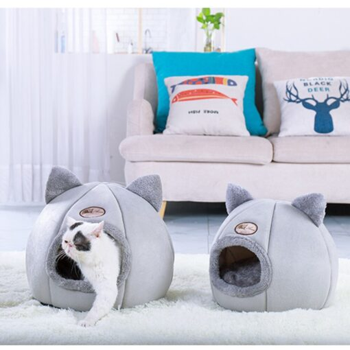 Foldable and Removable Cat Bed, Foldable and Removable Cat Bed