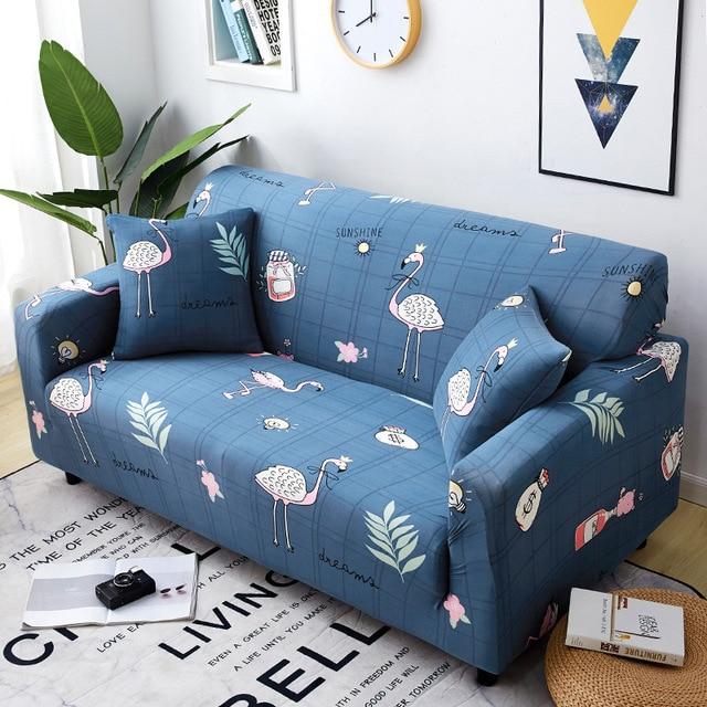 High Quality Stretchable Elastic Sofa