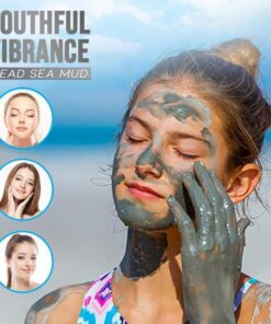 Volkanic Mud Shower Gel, Volcanic Mud Shower Gel
