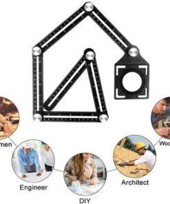 Universal Six-Sided Angle Measuring, Universal Six-Sided Angle Measuring Locator
