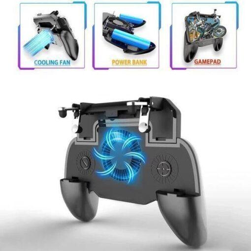 Mobile Gamepad nga adunay powerbank, Mobile Gamepad nga adunay powerbank