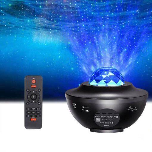 Galaxy Projector, Galaxy Projector
