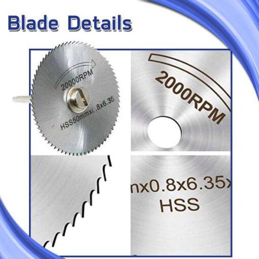 Disc Drill Blades and Mandrel, Disc Drill Blades and Mandrel