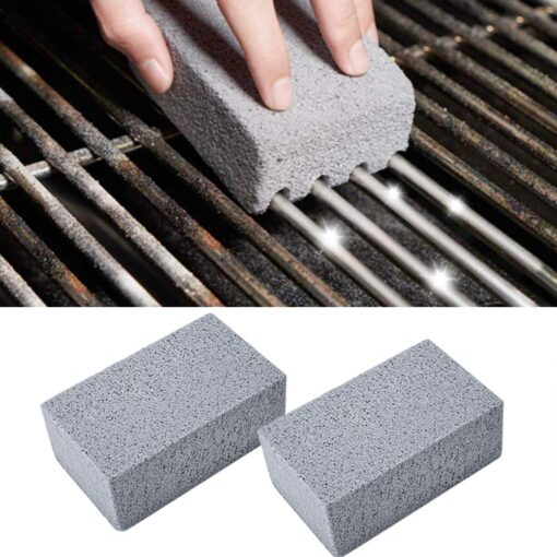 Mga Bloke sa Paglinis sa Grill, Mga Bloke sa Paglinis sa Grill