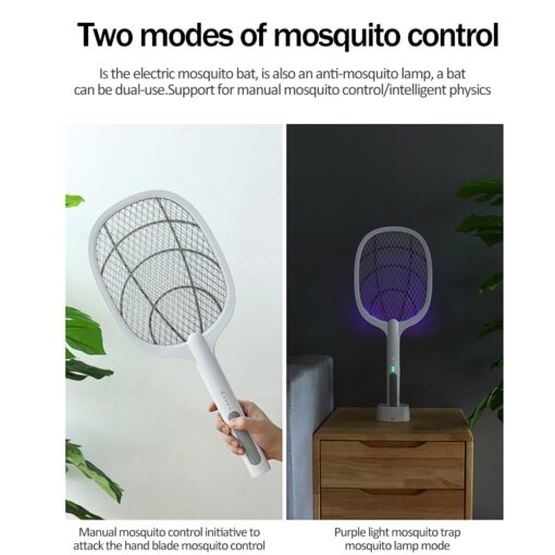 Rechargeable Electric Mosquito Swatter, Rechargeable Electric Mosquito Swatter