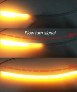 Ang mga Lampara sa LED nga Pagpadagan, Mga Siga sa LED nga Nagdagan