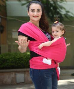 Malumo nga Cuddles Baby Wrap Carrier, Soft Cuddles Baby Wrap Carrier