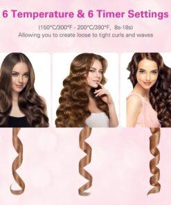 Wireless Portable Ceramic hair curler, Wireless Portable Ceramic hair curler
