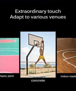 Ang Holographic Reflective Basketball Ball, Bola sa Holographic Reflective Basketball Ball