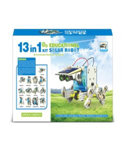 13-in-1 Educational Solar Robot Kit - Not sold in stores