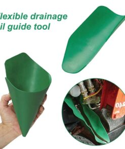 Flexible Draining Tool, Flexible Draining Tool