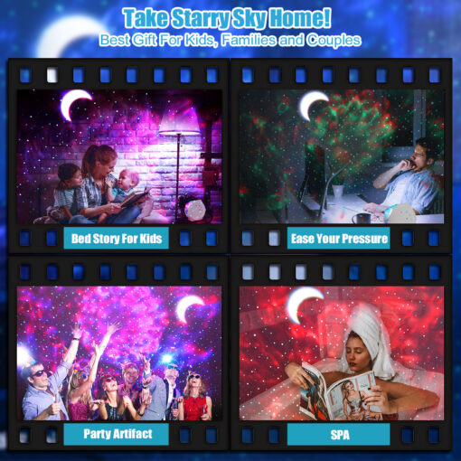 Starry Sky Night Projector, Starry Sky Night Projector