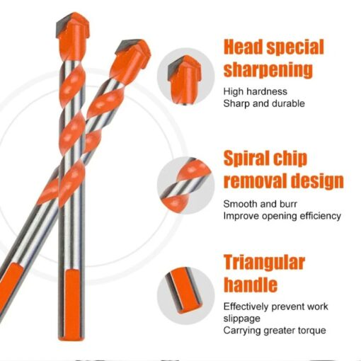 Ang Ultimate Punching Drill Bits, Ultimate Punching Drill Bits