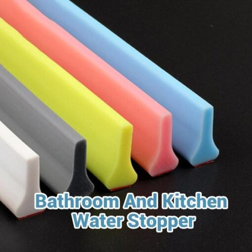 Bathroom And Kitchen Water Stopper, Bathroom And Kitchen Water Stopper