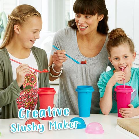 Slushy Ice Cream Maker, Slushy Ice Cream Maker
