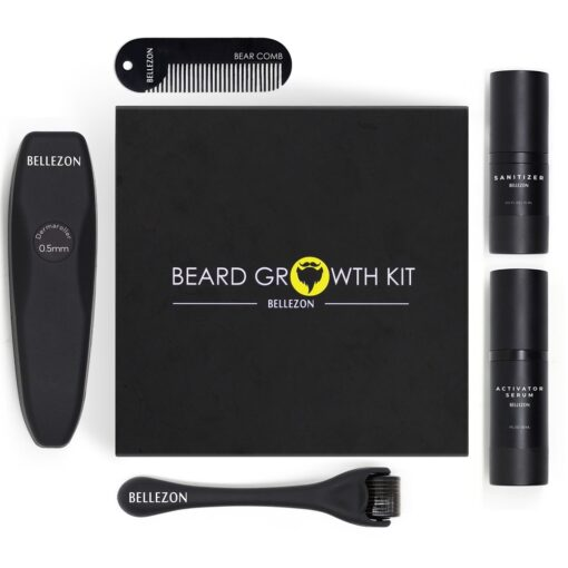 Beard Growth Kit, Balbas sa Pagtubo sa Beard
