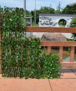 Ang Daghang Kasubuan sa Faux nga Pagkapribado, Daghang Faux Privacy Fence